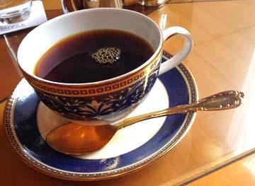 900円のコーヒー