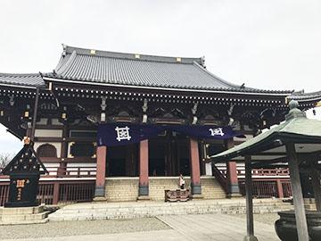 大きいお寺