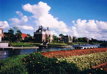 オランダみたいーー